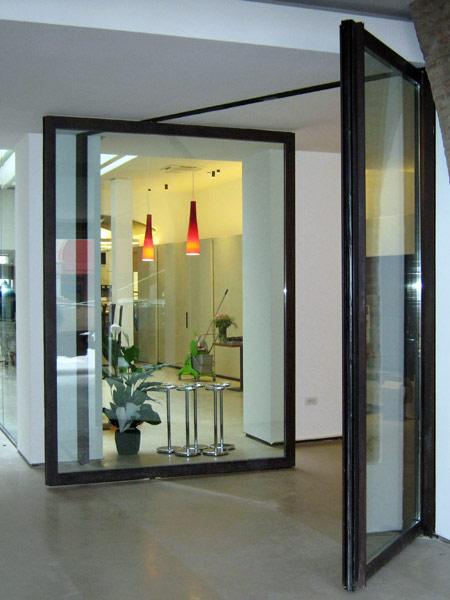 Porte in ferro ravenna faenza decorate artistiche - Porticati esterni ferro ...